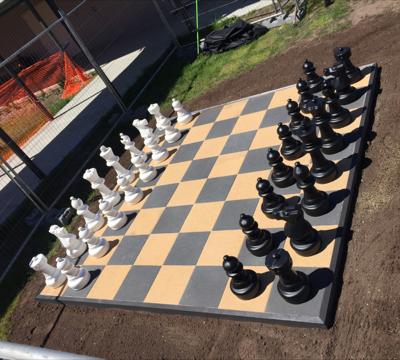 ELC Chessboards