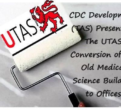 UTAS Old Medical Science Building Refurbishment